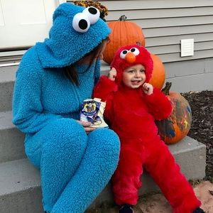 Sesame Street Other - COOKIE MONSTER COSTUME 🍪🍪🍪